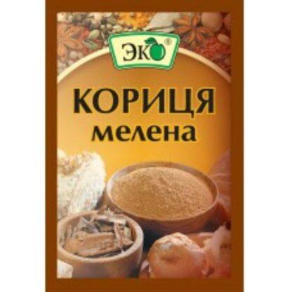 Кориця мелена ТМ Еко, 0,020 кг