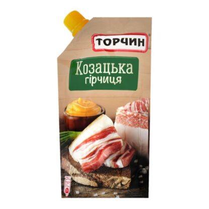Гірчиця Козацька ТМ Торчин д/п 0,130 кг