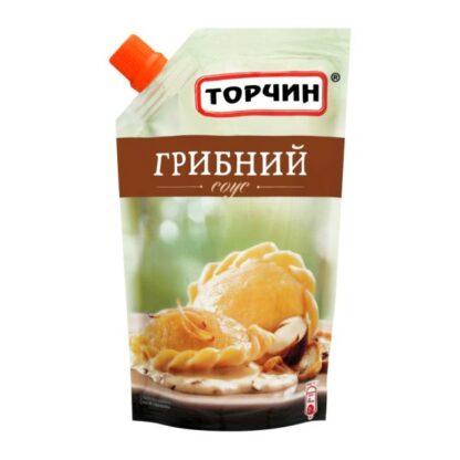 Соус Грибний ТМ Торчин д/п 0,200 кг