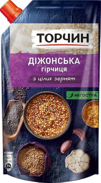 Гірчиця Діжонська ТМ Торчин д/п 0,130 кг