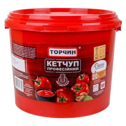 Кетчуп Професійний ТМ Торчин 3,4 кг, пак