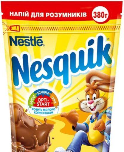 Напій Nesquik OPTI-START 0,380 кг