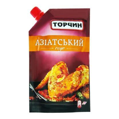 Соус Азіатський ТМ Торчин д/п 0,200 кг