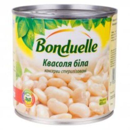 Квасоля біла ТМ Bonduelle ж/б 0,400 кг
