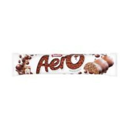 Батончик Aero молочний шоколад 30 г