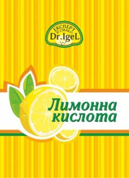 Лимонна кислота 1 кг TM Dr. Igel, шт