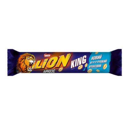 Батончик LION арахіс KING 60 г