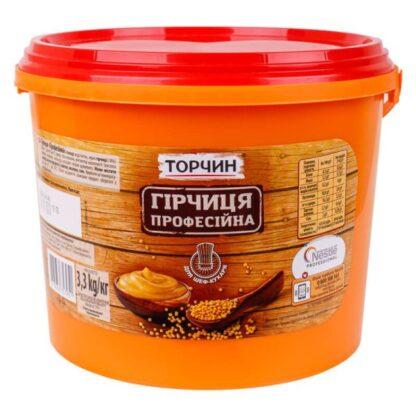 Гірчиця Професійна ТМ Торчин 3,3 кг, пак