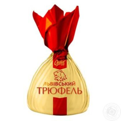 Цукерки Львівський трюфель СВІТОЧ 2 кг