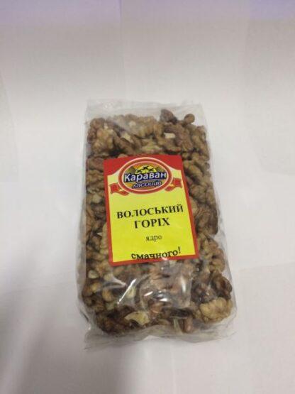 Грецький горіх фасований 0,4 кг