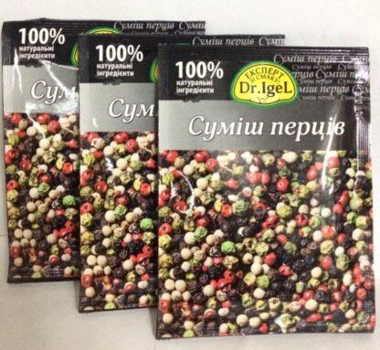 Суміш перців 0,015 кг TM Dr. Igel, шт