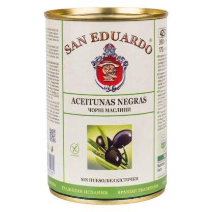Маслини San Eduardo б/к 0,150 кг