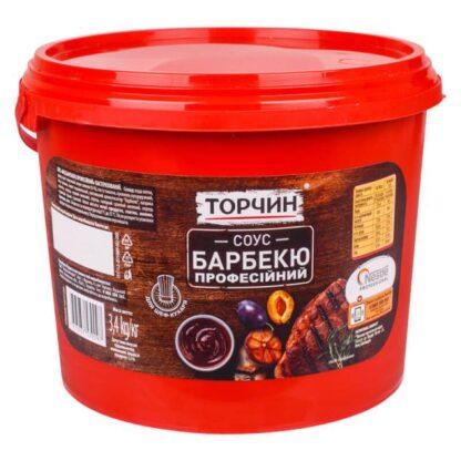 Соус Барбекю Професійний Торчин 3,4 кг