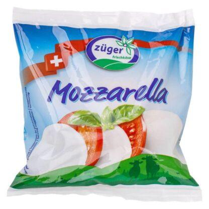 Сир Моцарелла ZUGER 0,125 кг