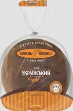 Хлiб Український столичний подовий нарізний КИЇВХЛІБ 0,475 кг