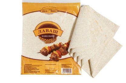 Лаваш кавказький в упаковці КИЇВХЛІБ 0,23 кг