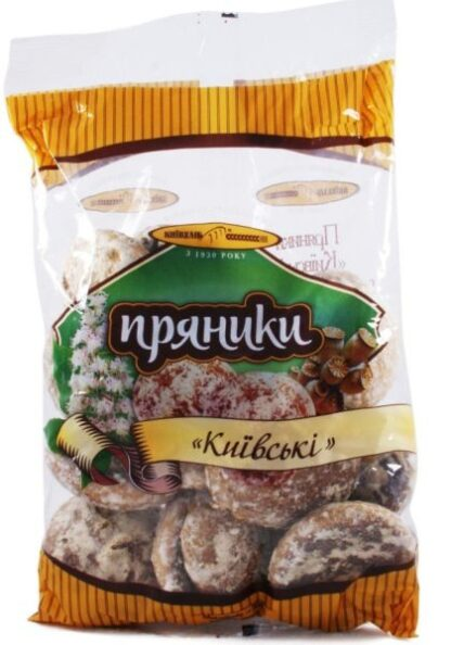 Пряники Київхліб Київські 0.420 кг, пак