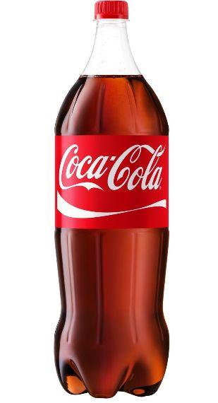Напій Coca-Cola газований ПЕТ 2.000 л., пак