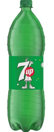 Напій 7UP газований ПЕТ 2.000 л., пак