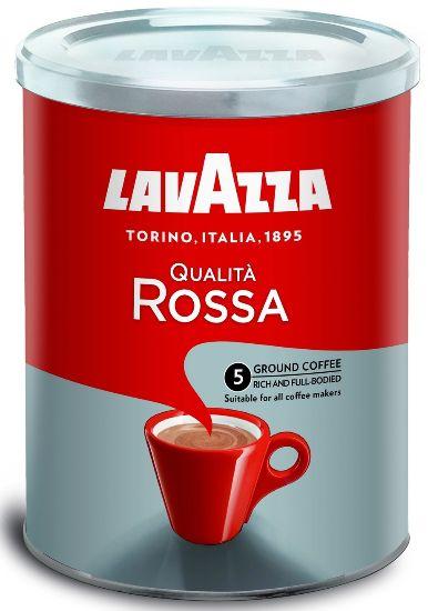 Кава Lavazza мелена Qualita Rossa ж/б 0.250 кг, пак
