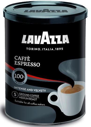 Кава Lavazza мелена Espressо ж/б 0.250 кг, пак