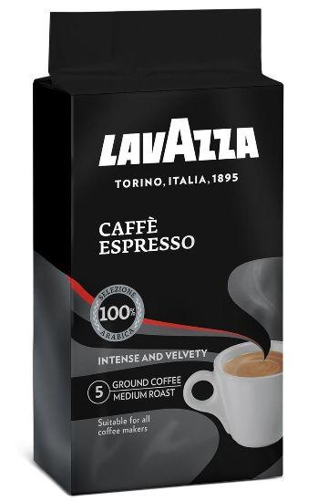 Кава Lavazza мелена Espressо в/у 0.250 кг, пак