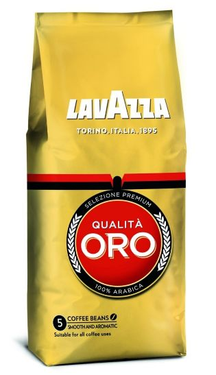 Кава Lavazza в зернах Qualita ORO 100% ARABICA 0.250 кг, пак