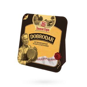 Сир Звени Гора ДОБРОДАР 50% 0.230 кг, пак