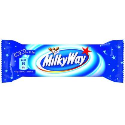 Батончик Milky Way з суфле вкритий молочним шоколадом 0.021 кг, пак