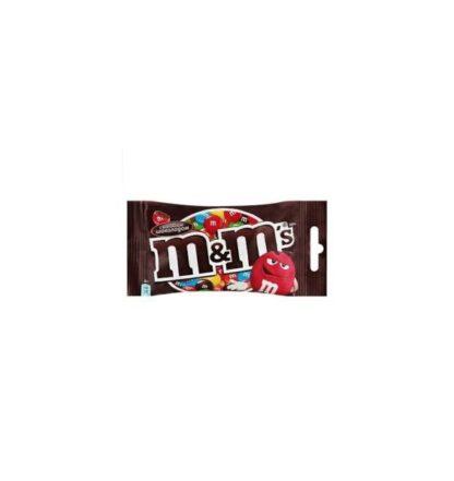 Драже M&M's з молочним шоколадом у різнокольоровій глазурі 0.045 кг, пак