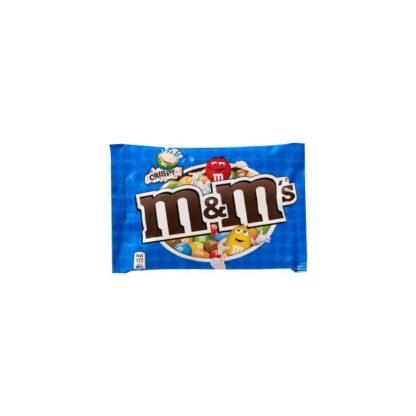 Драже M&M's з рис. кульками у мол. шок. і різнокольоровій глазурі 0.036 кг, пак
