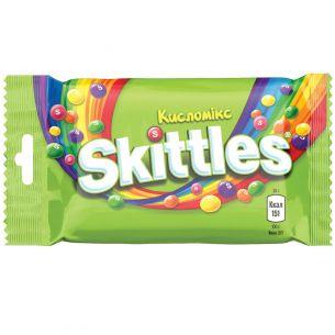 Драже Skittles Кисломікс 0.038 кг, пак