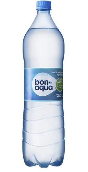 Вода питна BonAqua негазована ПЕТ 1.500 л., пак