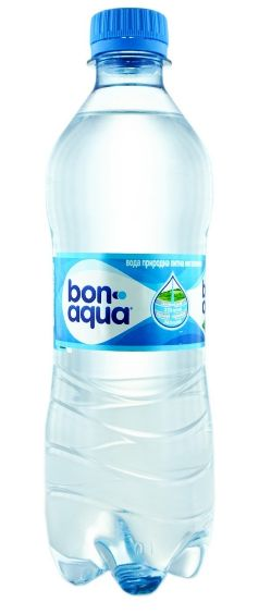 Вода питна BonAqua негазована ПЕТ 0.500 л., пак
