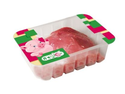 Свинина лопатка для запікання П'ЯТАЧОК н/ф охолодж. лоток 0.900 кг