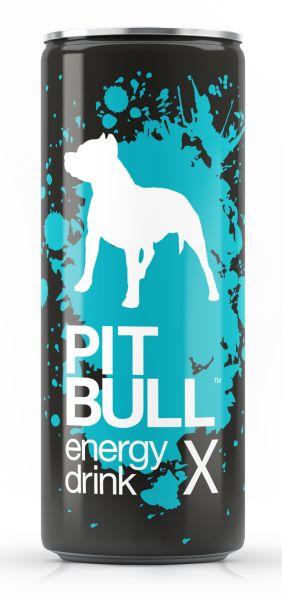 Напій PIT BULL X безалкогол. енергетичний сильногаз. з/б 0.250 л., пак