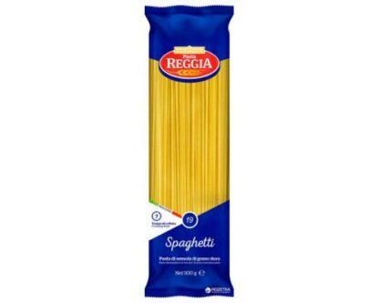 Макаронні вироби REGGIA Спагетті (19) 0.500 кг, пак