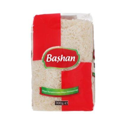 Рис BASHAN Круглий Китай пакет 0.900 кг, пак