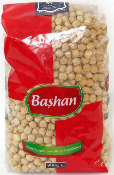 Нут BASHAN №8 пакет 0.900 кг, пак