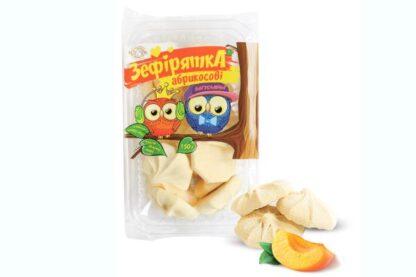 Зефір Богуславна Зефірятка абрикосові 0.150 кг, пак