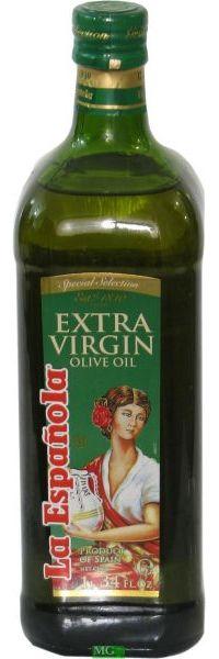 Олія оливкова LA ESPANOLA Extra Virgin с/б 1.000 л., пак