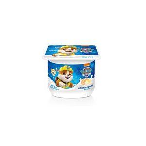 Йогурт DANONE Щенячий патруль банан-печиво 2% 0.115 кг, пак