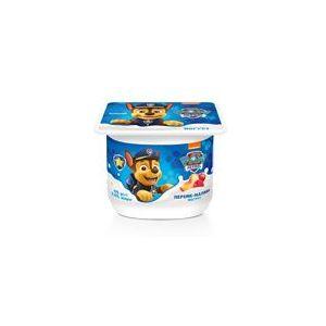 Йогурт DANONE Щенячий патруль персик-малина 2% 0.115 кг, пак