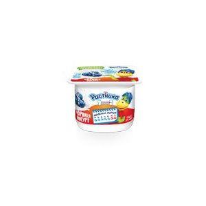 Йогурт DANONE РАСТІШКА чорниця 2% 0.115 кг, пак
