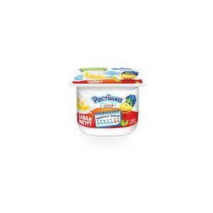 Йогурт DANONE РАСТІШКА банан 2% 0.115 кг, пак
