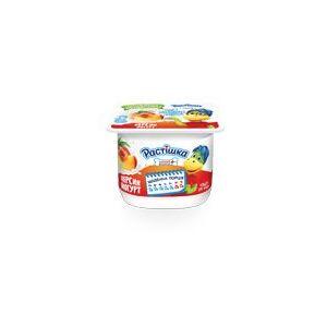 Йогурт DANONE РАСТІШКА персик 2% 0.115 кг, пак