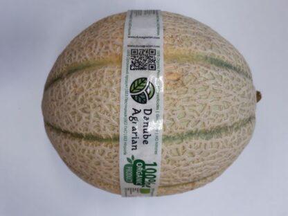 Диня Дунайський Аграрій Канталупа органічна ~1.200 кг, шт